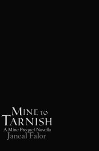 Mine to Tarnish Cover Piece1