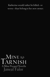 Mine to Tarnish Cover Piece2