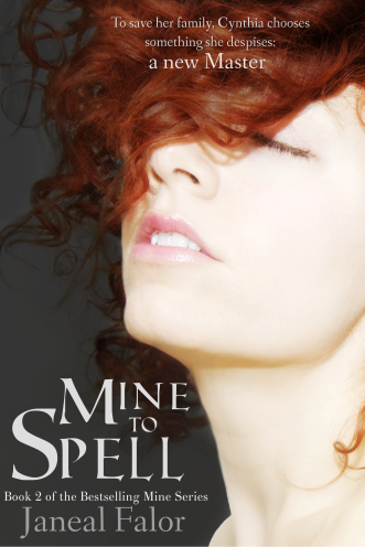Mine to Spell Cover