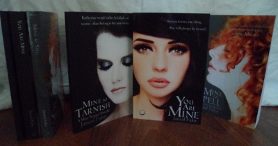 2 pack 3 book giveaway