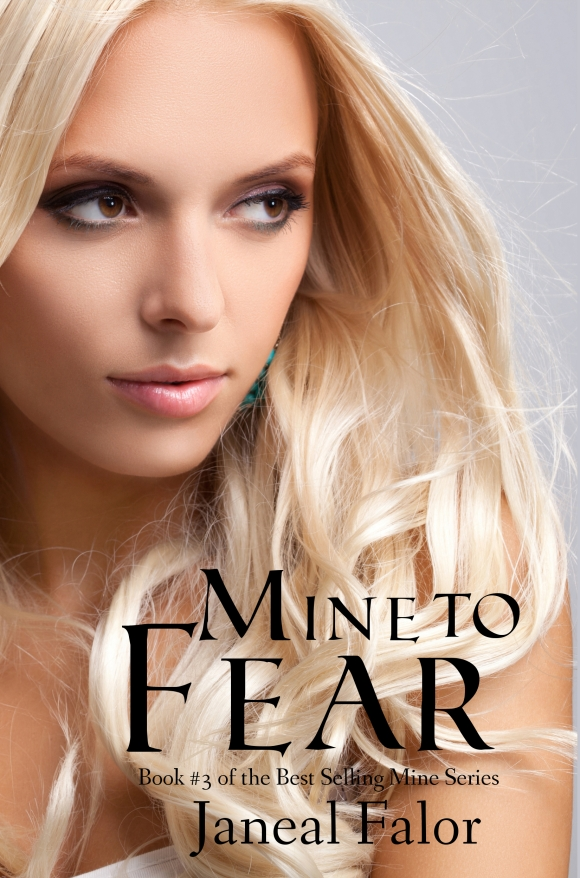 Mine to Fear - The Cover