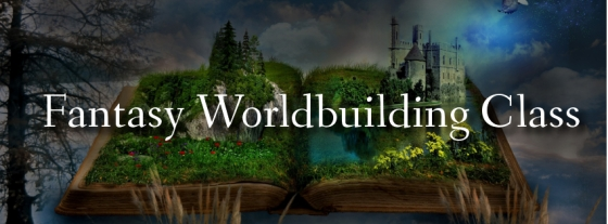Fantasy Worldbuilding Block